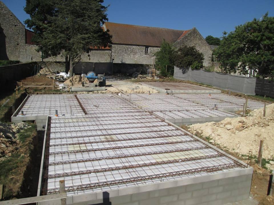 Construction d une maison individuelle schmidal et fils - Construction d une maison ...